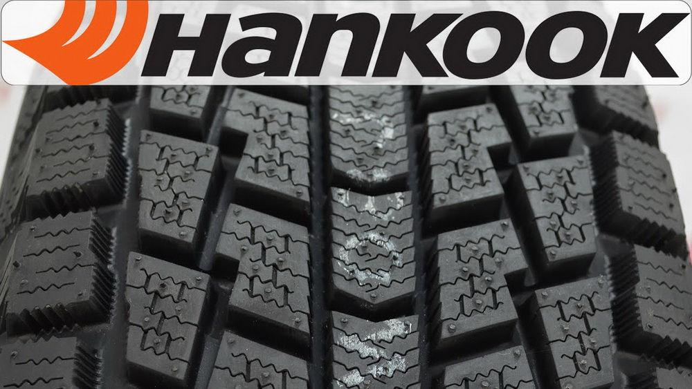 Шины Hankook DynaPro
