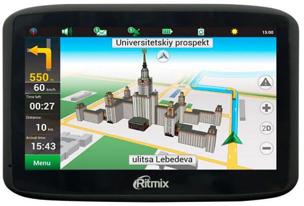 Навигатор Ritmix RGP-560