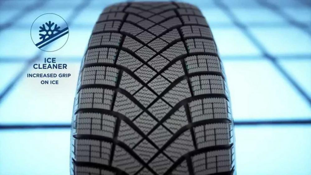 Резина Pirelli Ice Zero
