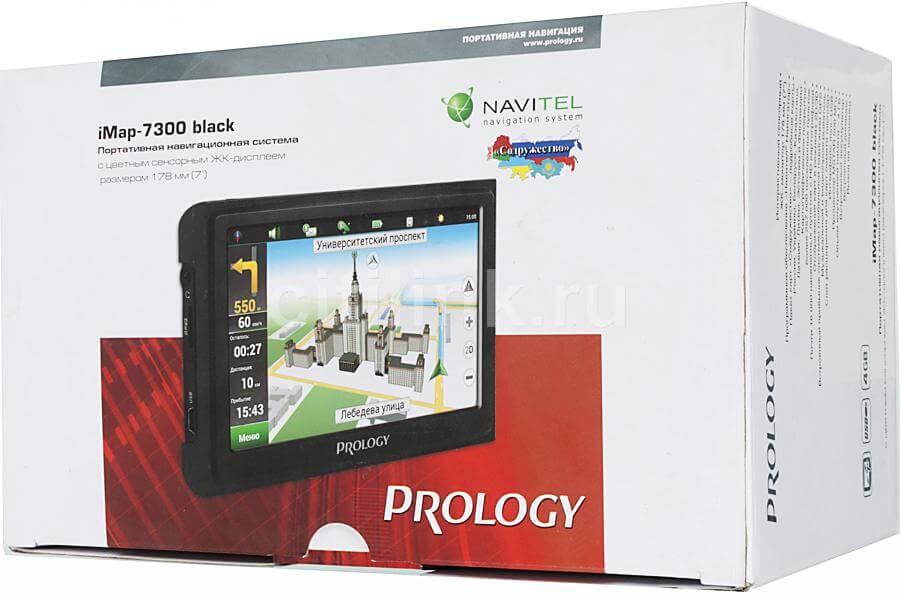 Навигатор Prology iMap 7300