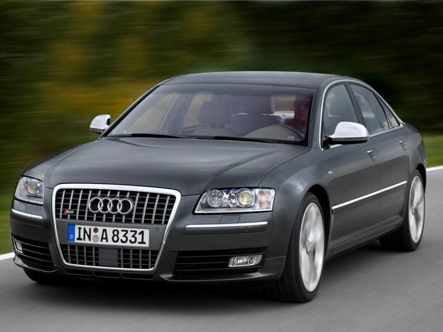 Мужской автомобиль Audi S8