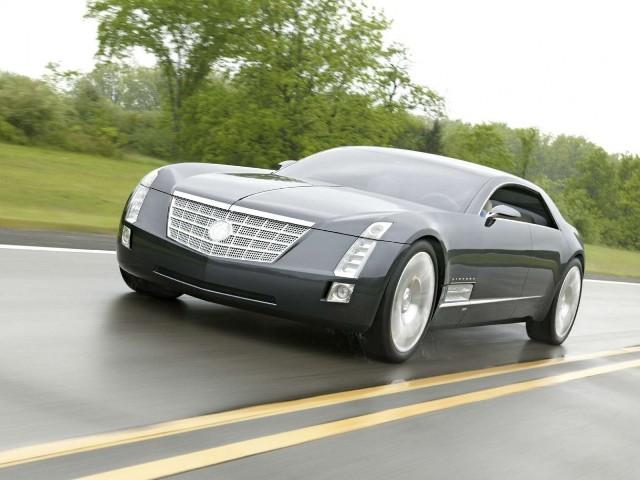 Cadillac Sixteen - мужской автомобиль с уникальным дизайном