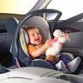 Детское автокресло призвано защитить ребенка во время аварии