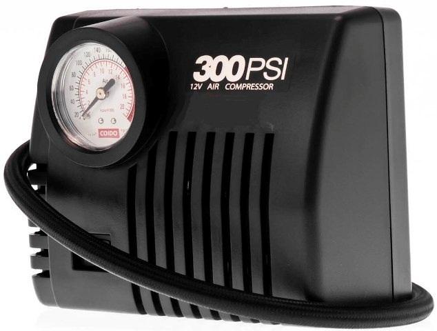 Китайский автомобильный компрессор Coido 300PSI