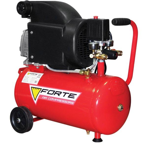 Компрессор Forte может использоваться не только для подкачки шин