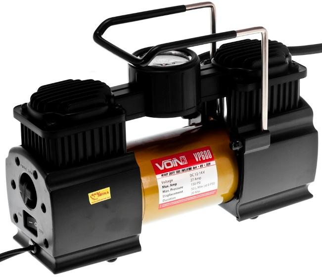 Voin VP-600 отличается мощностью и производительностью