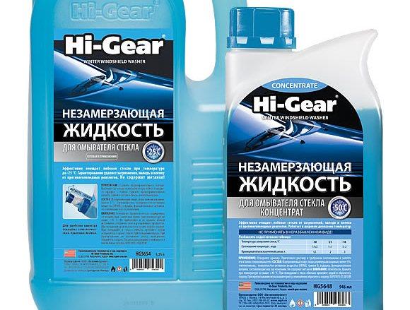 Американская незамерзайка Hi-Gear HG5648