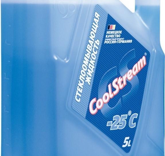CoolStream - стеклоомывающая жидкость российского производства