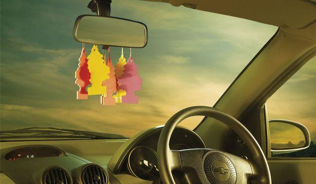 """""""Елочка"""" - одни из самых популярных и доступных освежителей воздуха"""