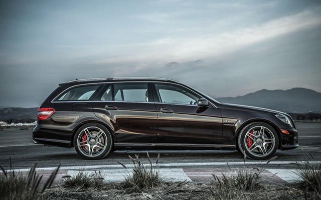 Мерседес-Бенц Е63 AMG Вагон