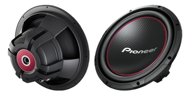 Сабвуфер PioneerTS-W304R