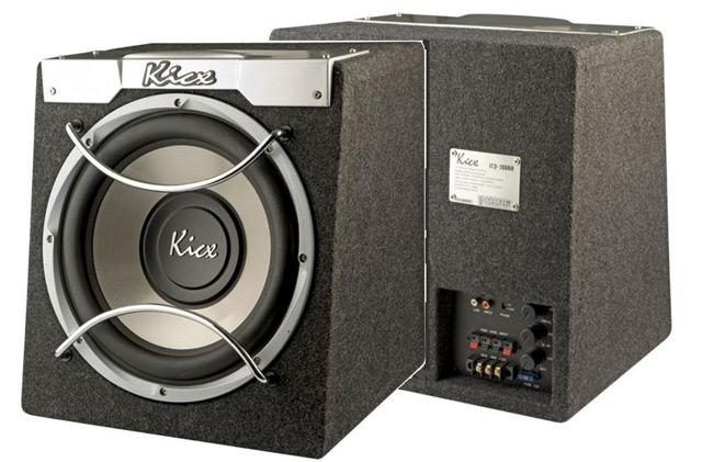 Сабвуфер позволит улучшить качество звучания музыки в салоне автомобиля