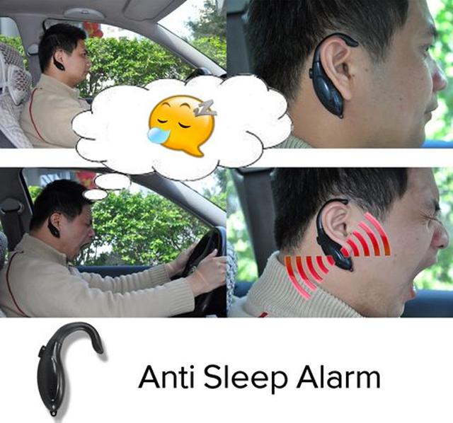 Устройство, которое не даст заснуть водителю за рулём