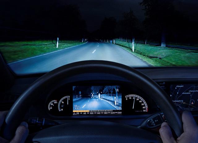 Прибор ночного видения для автомобилистов