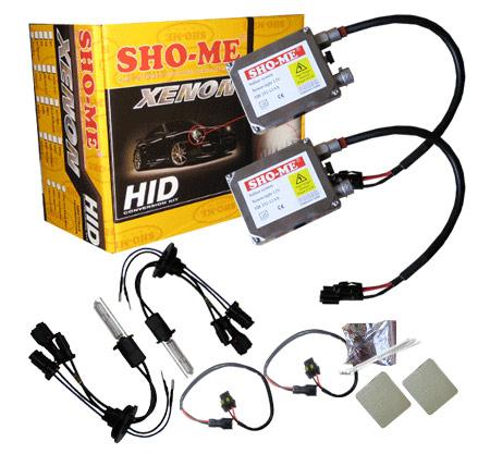 Комплект ксеноновых ламп компании SHO-ME