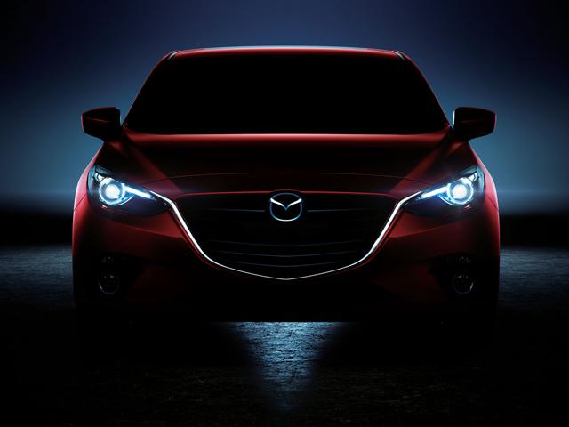 Автомобиль концерна Mazda