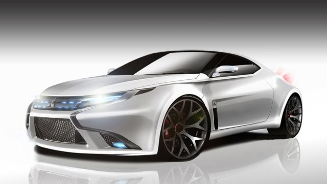 Новая разработка компании Mitsubishi