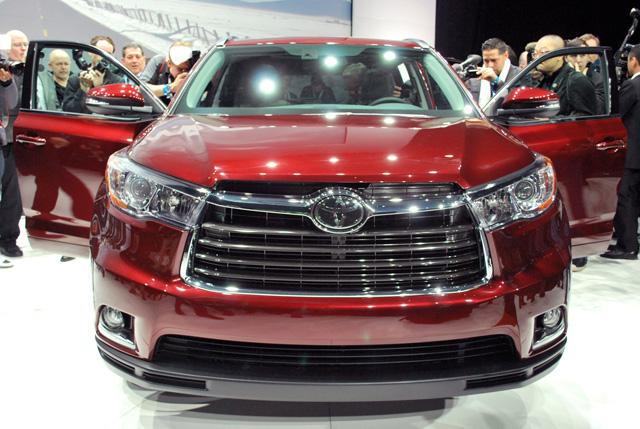 Автомобиль концерна Toyota