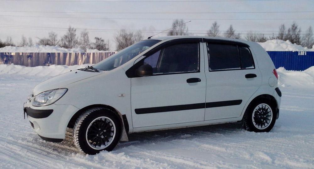 Подержанный автомобиль за 400 тыс. рублей