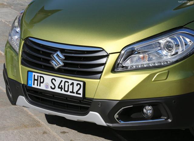 Автомобиль от компании Suzuki