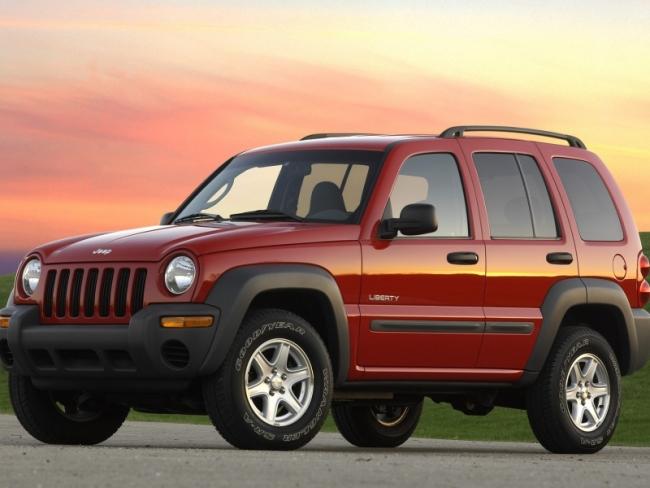 Автомобиль Jeep Liberty