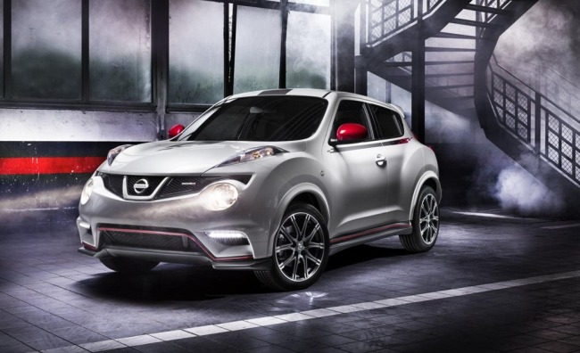 Автомобиль Nissan Juke Nismo