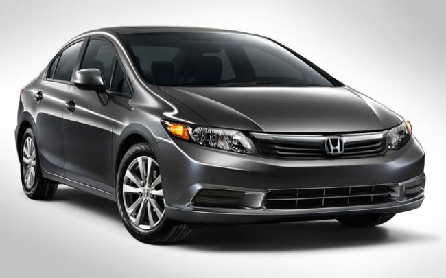 Автомобиль Honda Civic 2012