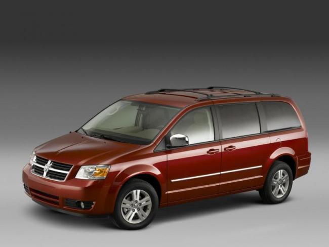 Автомобиль Dodge Grand Caravan