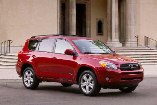 Лучший подержанный внедорожник Toyota RAV4