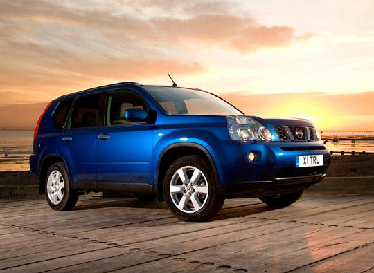 Лучший подержанный внедорожник Nissan X-Trail