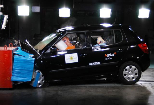 Каждая новая марка автомобиля должна пройти ряд испытаний