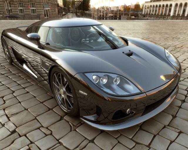 Автомобиль Koenigsegg CCX
