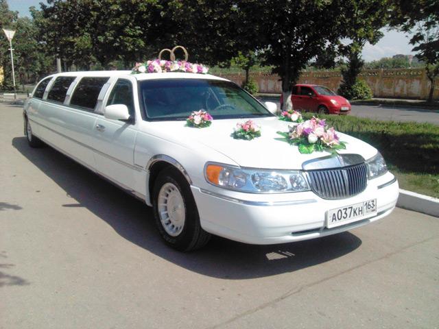 Лимузин – самый «праздничный» автомобиль