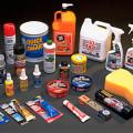 Сегодня существует большой ассортимент чистящих средств для авто