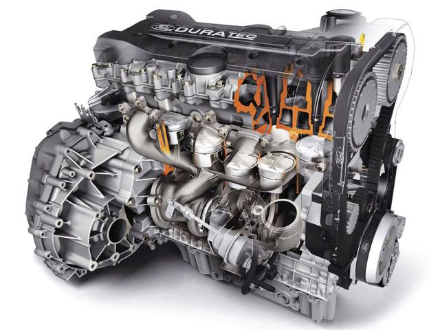 Бензиновый двигатель внутреннего сгорания
