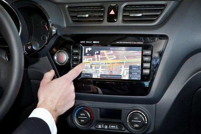 GPS-навигатор – незаменимая вещь в незнакомом городе