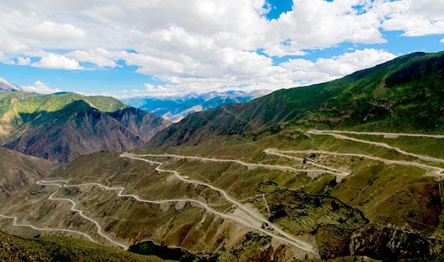 Сычуань-Тибетское шоссе