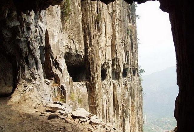 Тоннель Guoliang