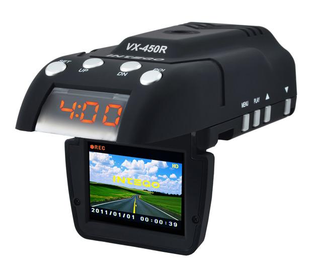 Видеорегистраторы с антирадарами