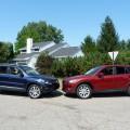 Давайте выясним, что же лучше: Mazda СХ-5 и VW Tiguan