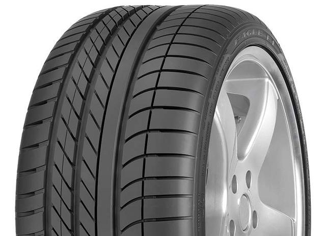 Недорогой и качественный вариант – шины Goodyear Eagle F1 Asymmetric