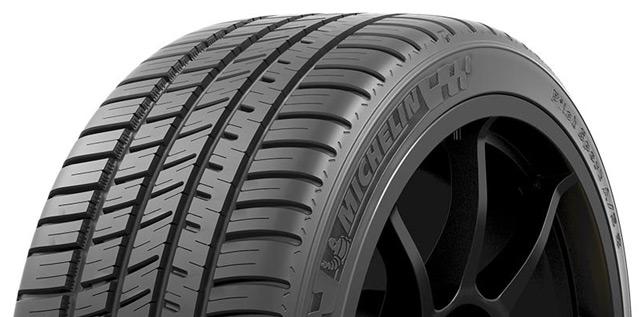 Первое место занимают шины Michelin Pilot Sport A | S 3