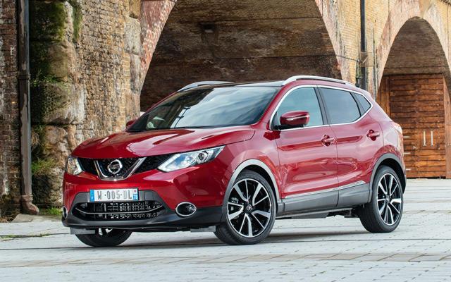Автомобиль Nissan Qashqai сохранил лучшие качества предыдущего поколения