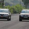 Nissan Terrano и Renault Duster - кроссоверы, имеющие множество сходств