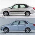 АвтомобилиDatsun on-DO и Lada Granta - во всём ли они одинаковы?
