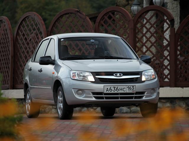 Лада Гранта является самым современным автомобилем ВАЗ