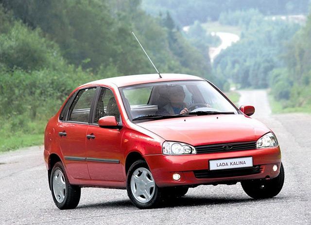 Разработка автомобиля Лада Калина была смелым шагом для АвтоВАЗа