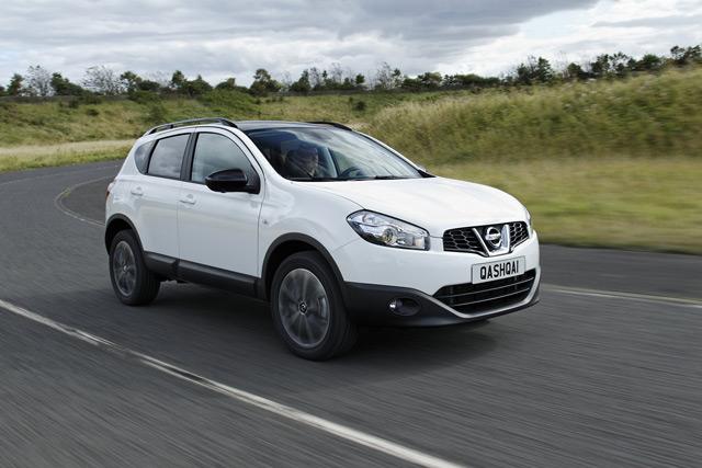 Автомобиль Nissan Qashqai воплощает в себе многие современные технологии автомобилестроения