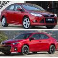 Ford Focus и Toyota Corolla – автомобили для уверенных в завтрашнем дне людей