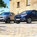Nissan Qashqai и Hyundai ix35 - внедорожники, каждый из которых имеет свои преимущества